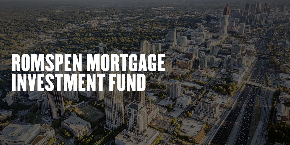 Romspen Mortgage Investment Fund